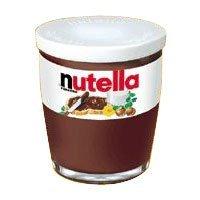 Ferrero Nutella (200g) In Glass Cup Authentic Italian Nutella Imported frOM Italy by Ferrero by Ferrero