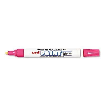 Sanford - 8 Pack - Uni-Paint Marker Medium Point Pink Product Category: Writing & Correction Supplies/Markers by Original Equipment Manufacture by Original Equipment Manufacture