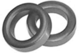 Ferrite Toroids/Ferrite Rings 43 Toroid 12.7mm 22.1mm, Pack of 50 (5943007601)
