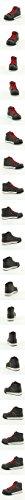 Chaussure de sécurité haute Trendy S1 P SRA taille 41 42521 -KAPRIOL