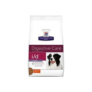 Hill's Prescription Diet i/d Digestive Care Low Fat Chicken Flavor Dry Dog Food 27.5 lb 28