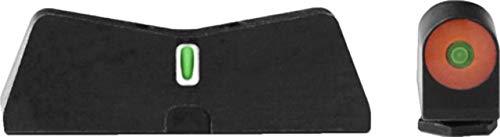 XS Sight Systems, DXT2 Big Dot Sights, Glock 17/19/22-24/26/27/31-36/38, Orange (Dot Sights Big)