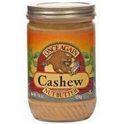 Once Again Nut Butters (C) Cashew Btr, Ns, 16-Ounce