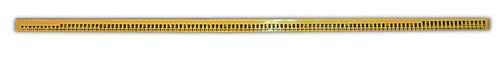 X-Ray Ruler Markers, Radiopaque - 115cm, Horizontal