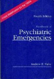 Handbook of Psychiatric Emergency, Slaby, Andrew E., 0838536247