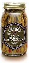Safies Pickled Asparagus, 32 fl oz