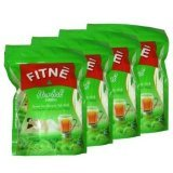 Good Seller ! Fitne Herbal Green Diet Tea 30 Psc.in 1 Pack Thai 4 Pack