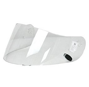Casco hj-09 Anti-Fog Protector/Visor Humo, transparente, para AC