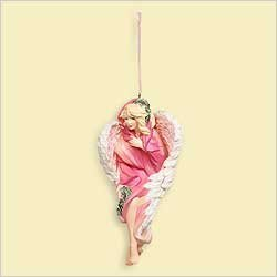 Hallmark Angel of Life 2006 Keepsake Breast Cancer Ornament by Hallmark