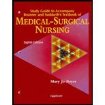 Handbook for Brunner and Suddarth's Textbook of Medical-Surgical Nursing, Baughman, Diane C. and Hackley, JoAnn C., 0397551622
