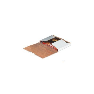 Mailer Case Dvd - Box Partners DVD Mailers, 7 5/8