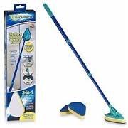 New! Clean Reach Scrubbing Mop Kit As Seen On TV!!