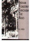 Indian Forestry Through the Ages, Negi, S. S., 8173870209