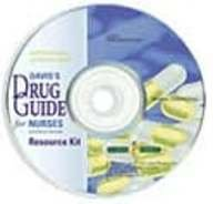 Davis's Drug Guide for Nurses Student Resource Kit CD