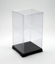 [Collection] transparent plastic case figure doll case Case W 18 x D 18 x H 32 (cm) (japan import) by Octagon