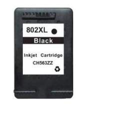 802 Ink CARTRIDGES Black