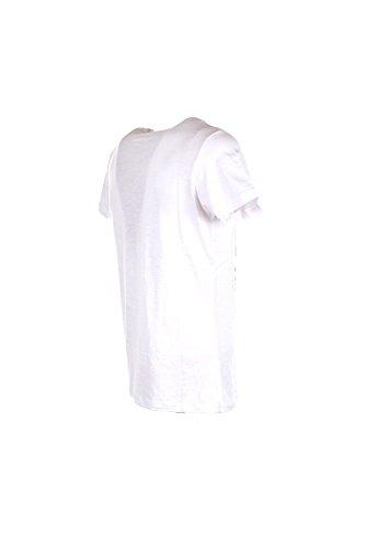 T-shirt Uomo Yes-zee M Bianco T740 Tm00 Primavera Estate 2018