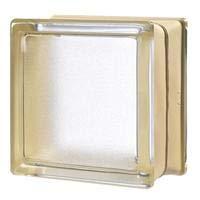 6x6x3 Mini Vanilla Arctic Classic Glass Block -6 pk by Generic