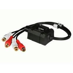 New Metra Aalc Rca Amplifier Level Controller Knob - Bass Control Knob Universal