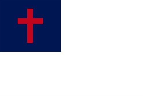 魅力的な価格 新しいLarge Christian教会フラグ 3。5 B003M9I27E ft x 3 ft with by 2メタルeyelets. by Topブランド B003M9I27E, STADIUM:fe5a09a6 --- timesheet.woxpedia.com
