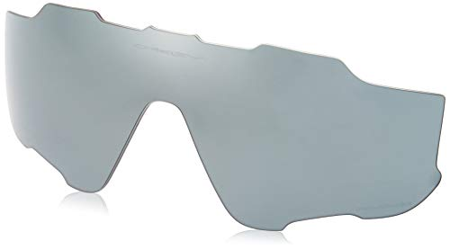 Oakley Jawbreaker Replacement Lens Black Iridium Polarized, One Size