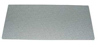 ORIGINAL Indesit Ariston C00280888 466x296x4mm Ablage Einlegeboden Regal Lebensmittelfach Glasboden Ablage Platte Kühlschrank Kühl-Gefrier-Kombination auch Hotpoint Scholtès wie Bauknecht 482000023184