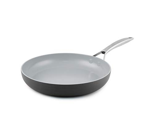 GreenPan CC000028-001 Paris 10 Inch Ceramic Non-Stick Fry Pan ()