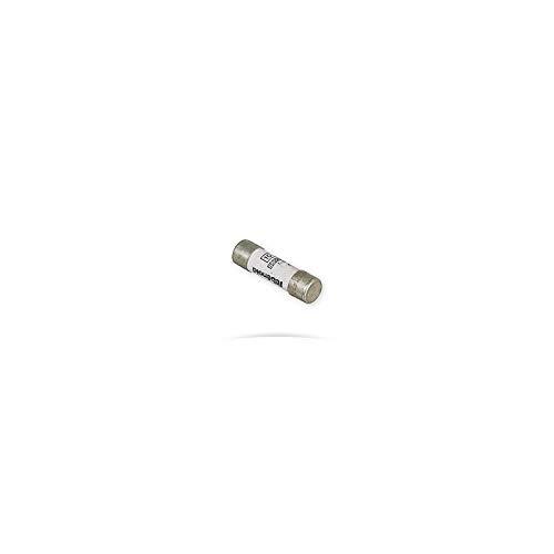 boite de 10 Fusible 10A cartouche 8.5X31.5mm aM usage industriel 20kA 400V sans percuteur EBENOID 060010