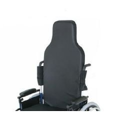 Rigid Support Extended-Height Seat Back and Headrest - Headrest Only