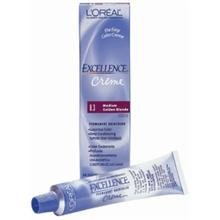 (L'oreal Excellence Creme Permanent Hair Color, Medium Brown No.5, 1.74 Ounce)