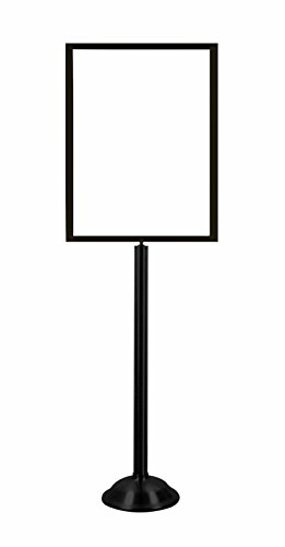 Tensator Lawrence metal 1310T-33-2228HD-V Sign Stand, Tra...