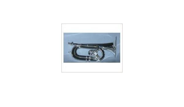 CORNETA CARMEN - Honsuy (Transpositor) DO/REb (Plateada): Amazon.es: Instrumentos musicales