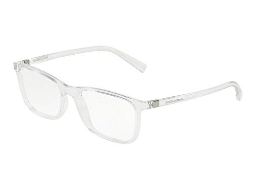 Eyeglasses Dolce Gabbana DG5027 3133 transparent frame Caliber 55