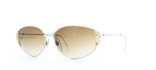 Valentino 344 911 Silver Certified Vinta - Valentino Silver Sunglasses Shopping Results