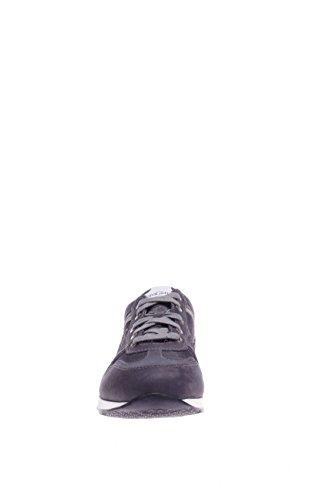 Nero Giardini – Zapatillas deportivas de hombre, P604031U-200, de nabuk Neopolis Osimo Blu