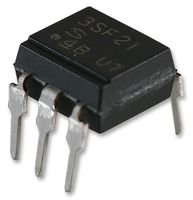 ISOCOM MOC3021X OPTOCOUPLER, TRIAC, 5300VRMS (1 piece)