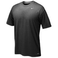 Nike Men's Legend Short Sleeve Tee, Black, XL ()