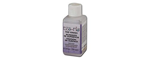 01 Finish (Tandy Leather Eco-Flo Top Finish Gloss 8.5 oz. (250ml) 2805-01)