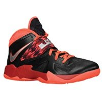 Nike Lebron Mens Zoom Soldier Vii Pp Basketball Shoes-blackmetallicred-11