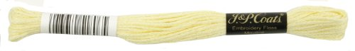 C&C Six Strand Embroidery Floss 8.75 Yards-Golden Yellow for sale  Delivered anywhere in USA