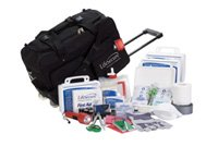Easy-Roll-and-Go 4-Person 3-Day Complete Emergency Kit (82400)
