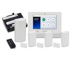 Honeywell LyricPK-VZ Dual Path Security System w/ Verizon Cellular & 3 Door/Window Sensors