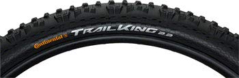 Trail King Sport Mountain Bike Tire, Wire Bead 26 x 2.2 BW (Continental Mountain King 26 X 2-2 Review)