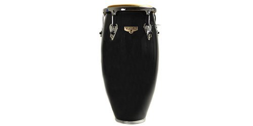 Latin Percussion LP Matador 11'' Wood Quinto - Almond Brown/Chrome by Latin Percussion
