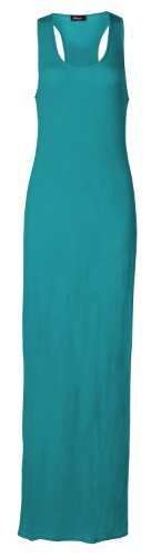 Generic - Robe - Femme turquoise türkis L