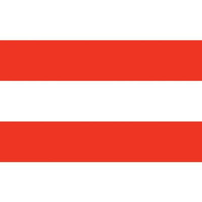 Patriotic Stripes Backdrop Party Accessory (1 count) (1/Pkg) by Beistle