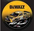 Matt Kenseth Official NASCAR 3 inch Car Decal by Wincraft