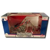 Press Pass Replica Die Cast 1:10 OCC Chopper Custom Rigid WHITE SOX (Mlb Replica Collectibles)