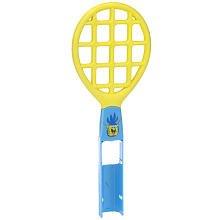 Spongebob Foam Tennis Racket for Nintendo Wii - Yellow/blue ()