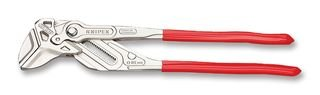 NICKEL PLATED 400MM 86 03 400 By KNIPEX XL PLIER WRENCH